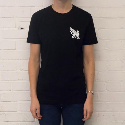 Little Griffin Black T-shirt - 1