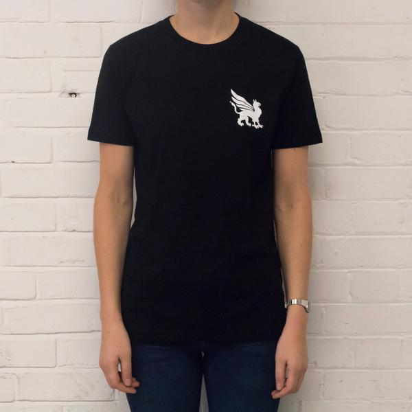 b96f380f Little Griffin Black T-shirt | Square Mile Coffee Roasters