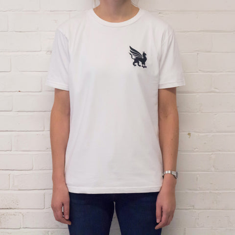 Little Griffin White T-shirt - Womens - 1