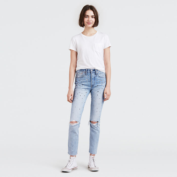 Levis 501 Counting Stars - Womens