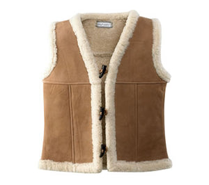 Ladies Toggle Vest