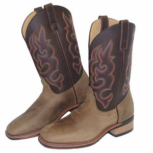 Baxter Square Toe Western