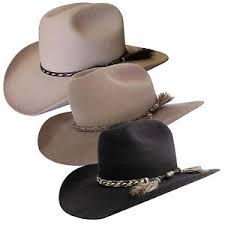 Rough Rider - Black Akubra