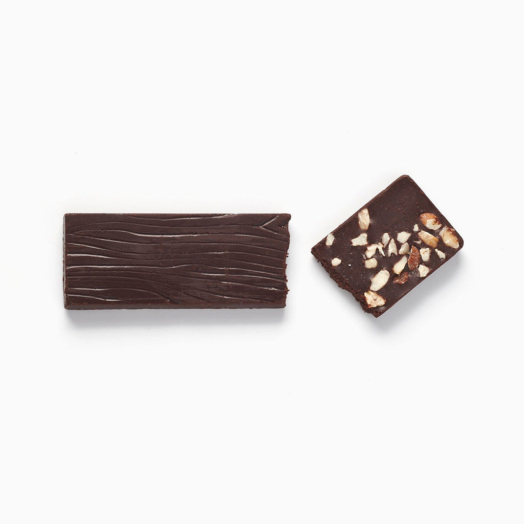 Chocolate Bark - Salted Almond - Herbivore Earthfoods