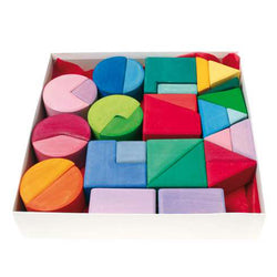 Triangle, Square, Circle, Grimm's, KEKA TOYS