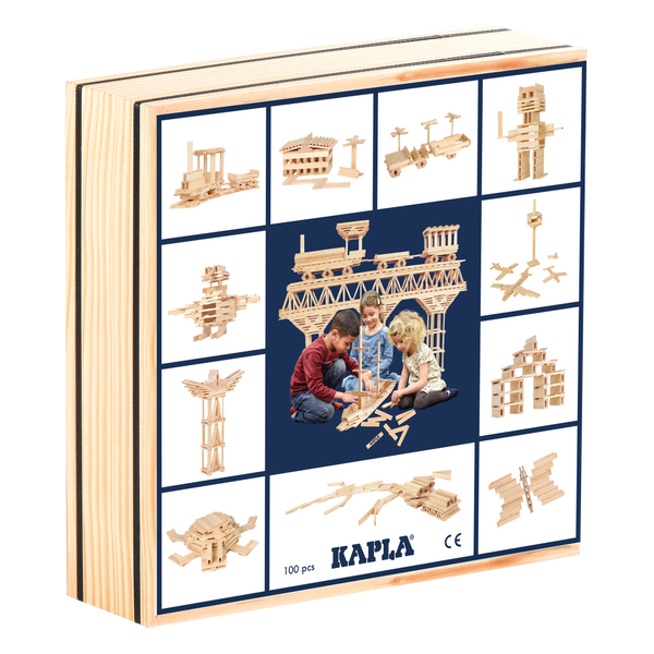 KAPLA CASE - 100 pieces
