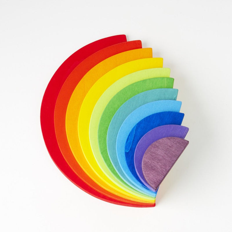 Rainbow Semicircles