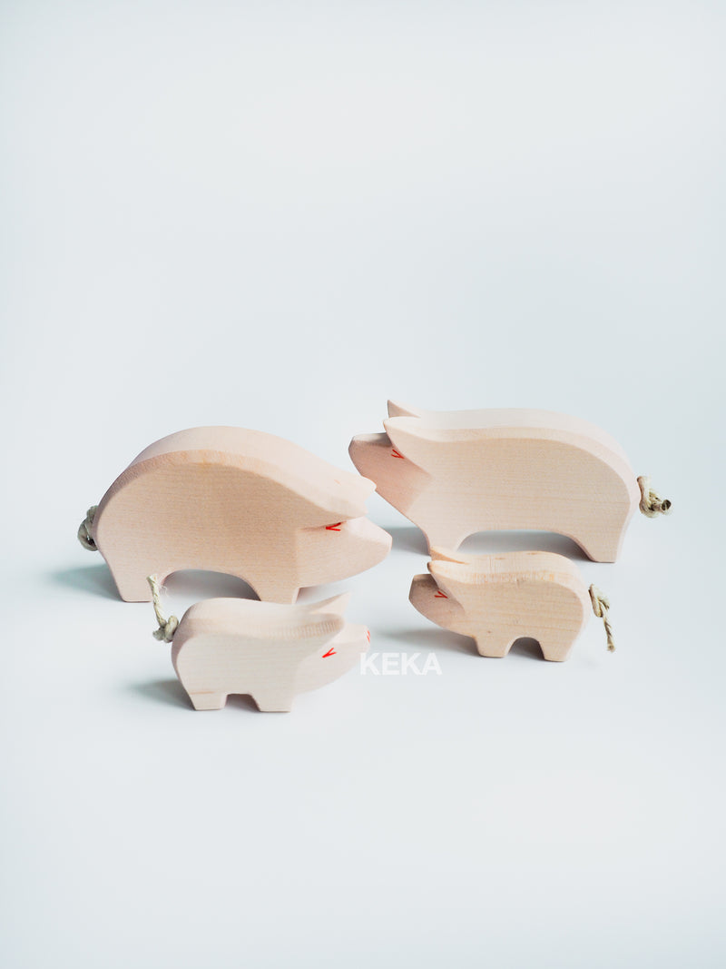 Ostheimer - Pig Head Low - KEKA TOYS