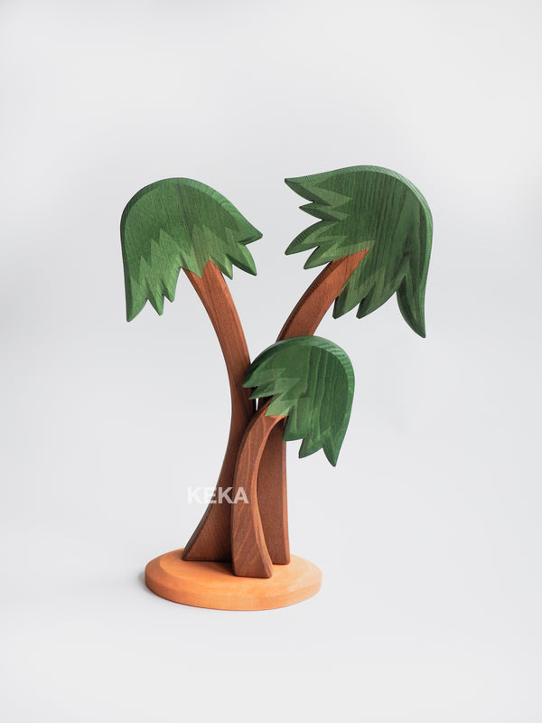 Palm Group with Support, Ostheimer, KEKA TOYS