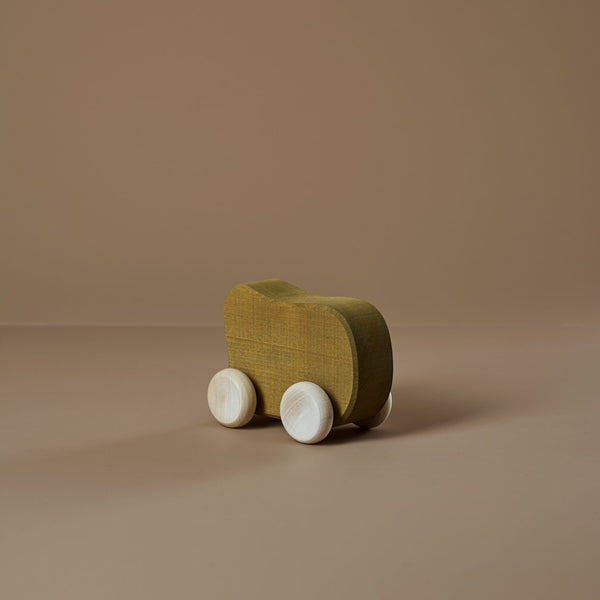 NEW - Toy car - Olive, Raduga Grez, KEKA TOYS