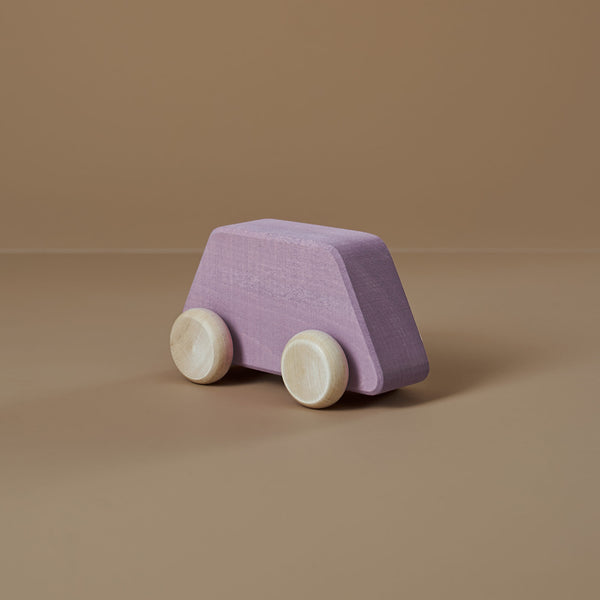NEW - Toy car - Lilac, Raduga Grez, KEKA TOYS