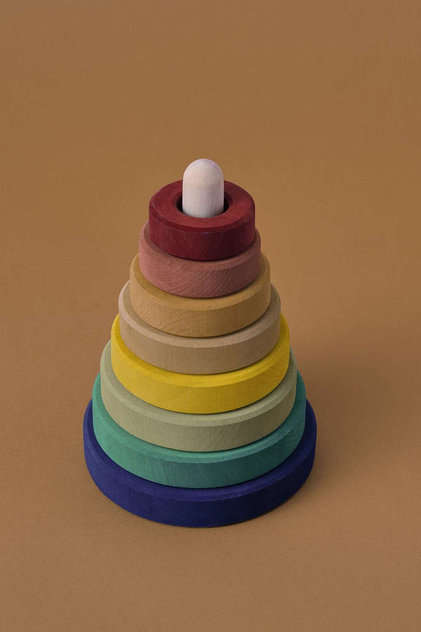 Earth Stacking Tower, Raduga Grez, KEKA TOYS