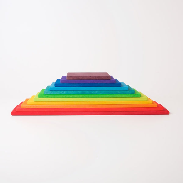 Building Boards Rainbow