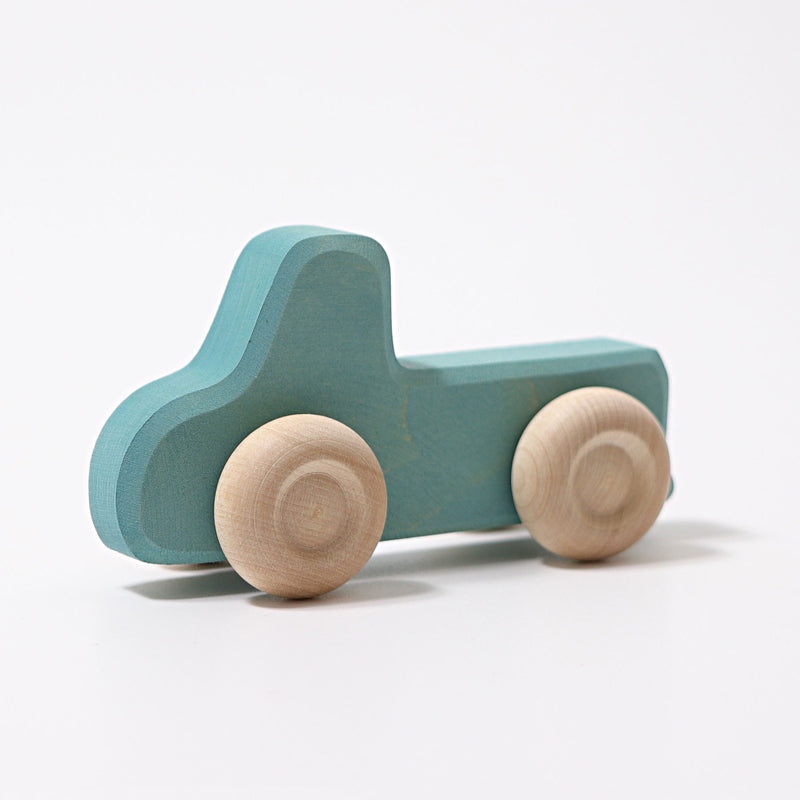 Wooden Slimline Cars