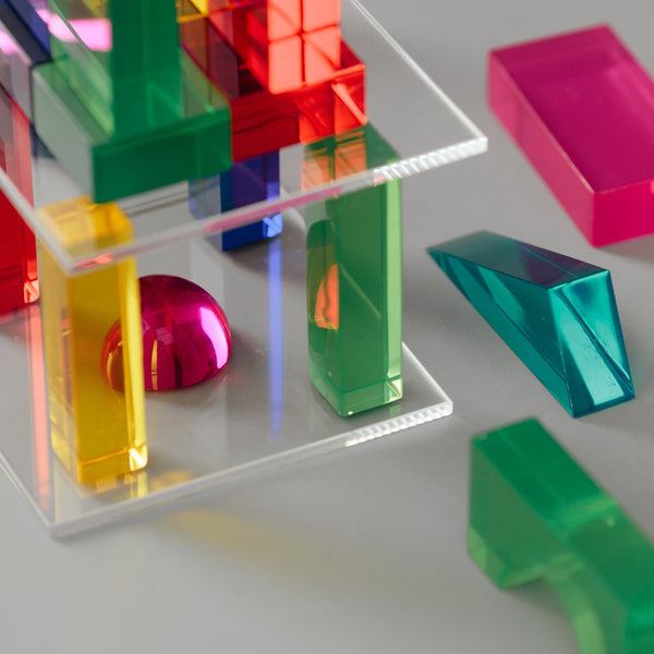 Luxy Luminescent Building Blocks Colour