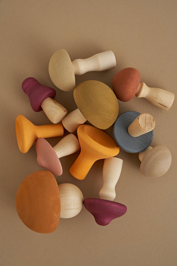 Mushrooms, Raduga Grez, KEKA TOYS
