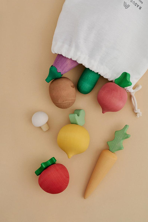 Vegetables Set, Raduga Grez, KEKA TOYS