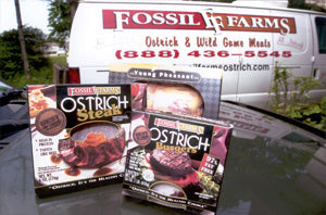 ostrich launches exotic game trade