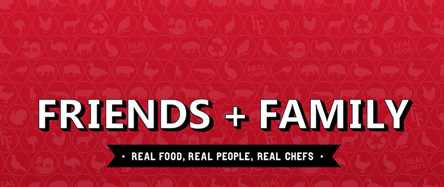 friends and family - fossil farms ambassadors