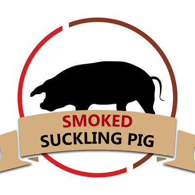 smoked suckling pig feast