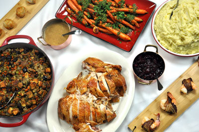 thanksgiving meal in a box