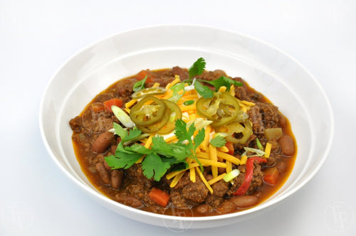 Bison Chipotle Chili