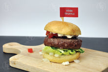 Domestic Wagyu Truffle Burger