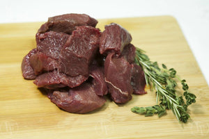 Elk <br> Stew Meat