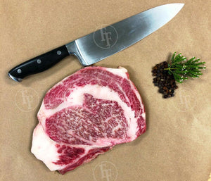 Authentic Wagyu Beef <br> Ribeye Steak