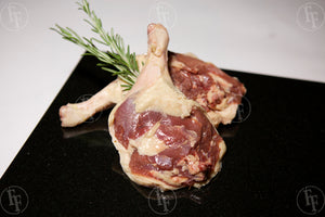 Moulard Duck Raw Legs