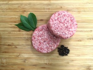 Mangalitsa Pork <br> Bacon Burger