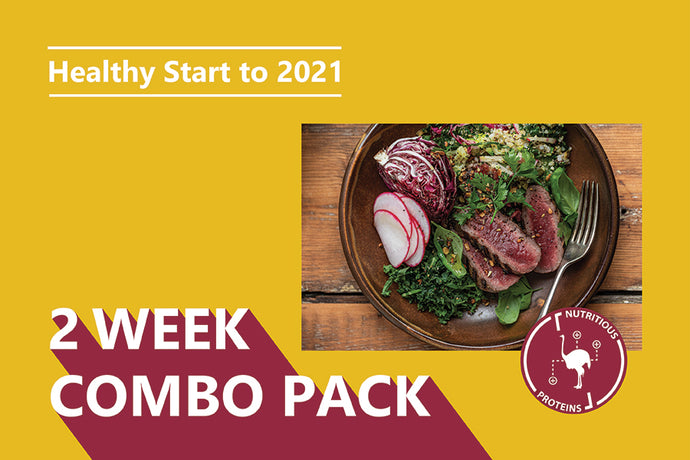 Healthy Start Box <BR> 2 Week Supply
