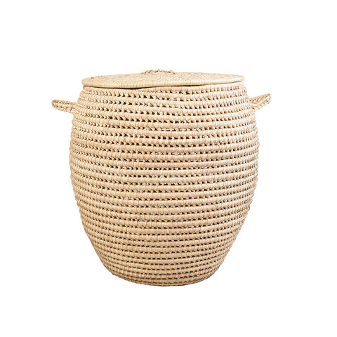 Ilala Palm Laundry Basket