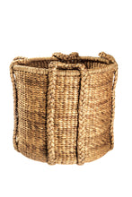 Load image into Gallery viewer, Jumbo Set of 3 Hyacinth Baskets