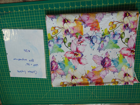 CL - BTF watercolour floral