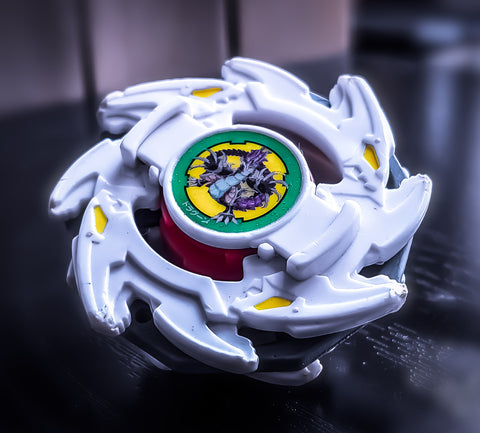 Beyblade G-Revolution Collection