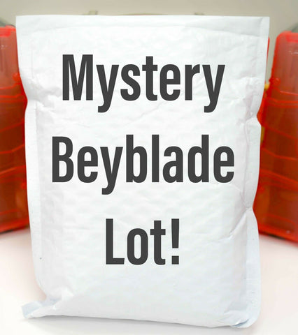 Beyblade Metal Fight Mystery Lots Subscription PREMIUM - Extreme Beyblades!