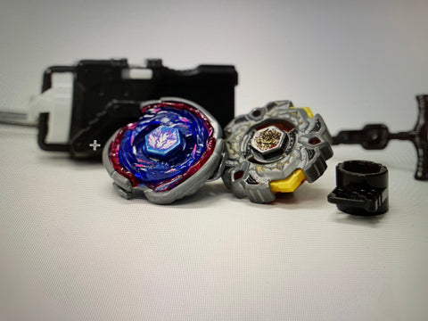 Beyblade lot variares and Bigbang Pegasus lot - Extreme Beyblades!