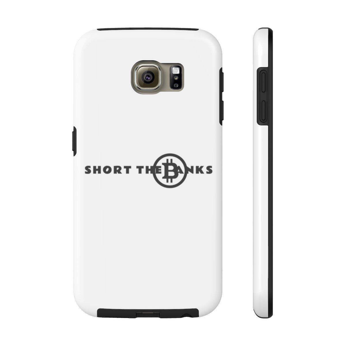 Short The Banks Case Mate Tough Phone Case