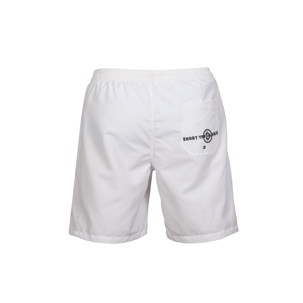 Short the banks Men's Swim Trunk
