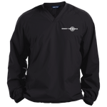 Short The Banks Sport-Tek Pullover V-Neck Windshirt