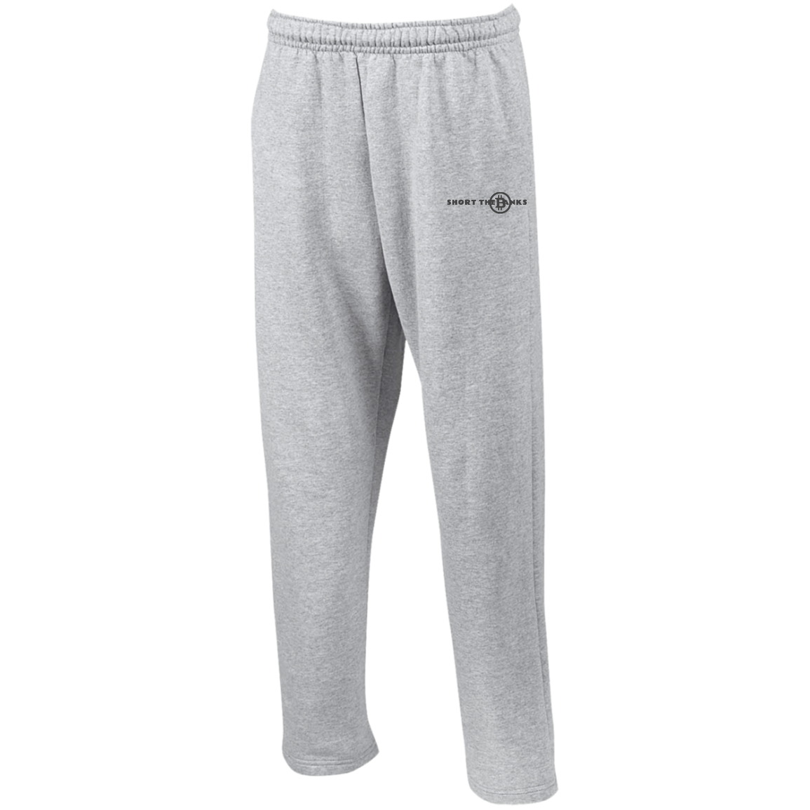 Short The Banks Open Bottom Sweatpants with Pockets
