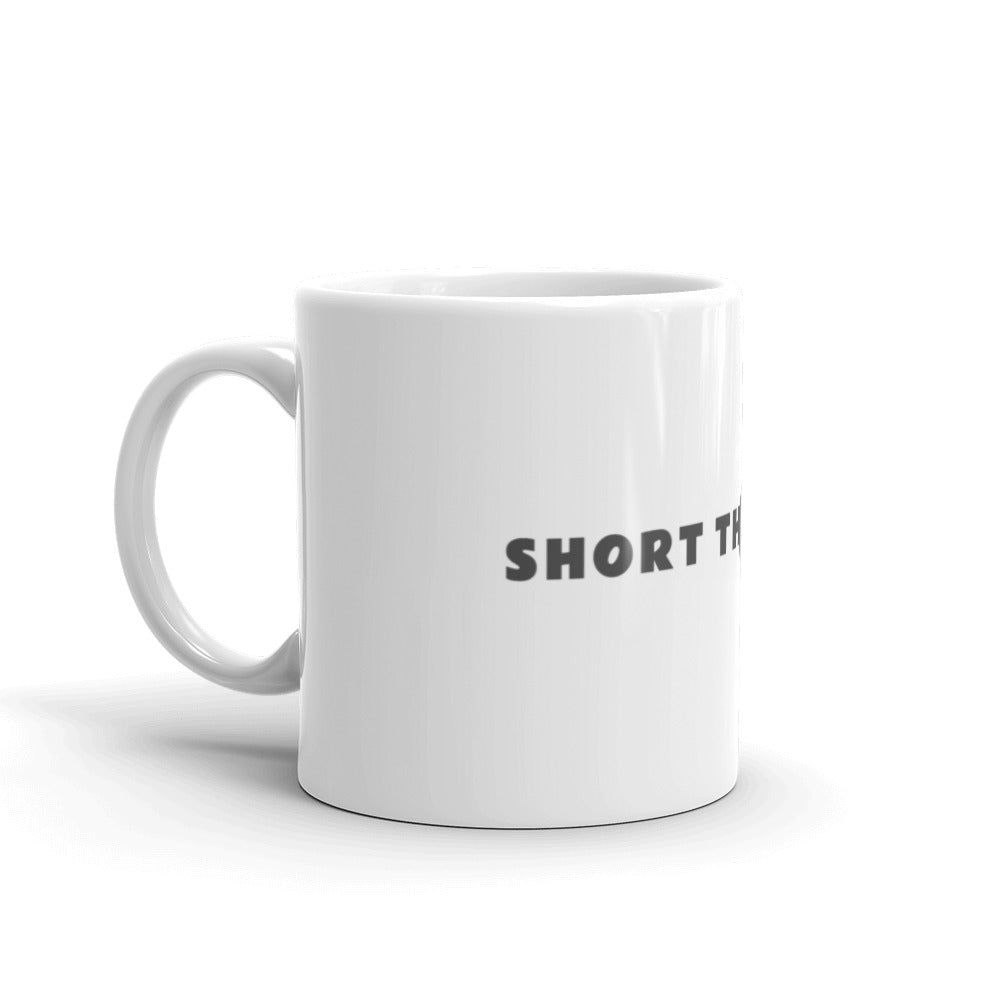 Short The Banks Mug