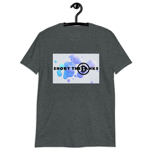 Short The Banks Amoeba Short-Sleeve Unisex T-Shirt
