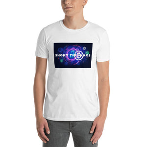 Short The Banks Crypto Drop Short-Sleeve Unisex T-Shirt