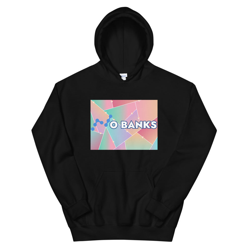 No Banks With NANO Glass Unisex Hoodie