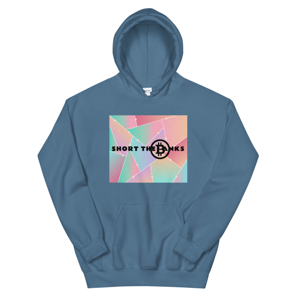 Short The Banks Glass Unisex Hoodie