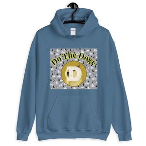 DOGE COIN Do The Doge Unisex Hoodie