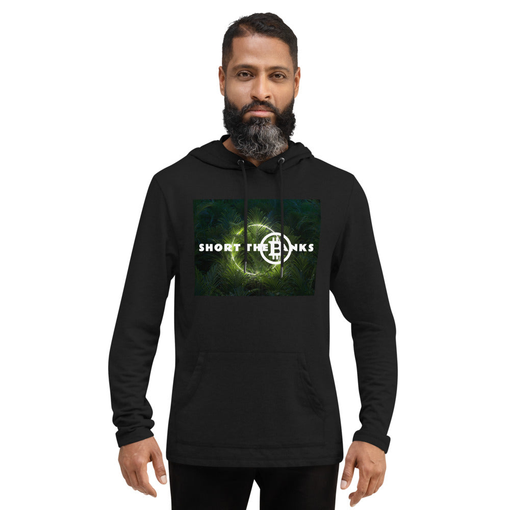 Short The Banks Premium Unisex Lightweight Hoodie
