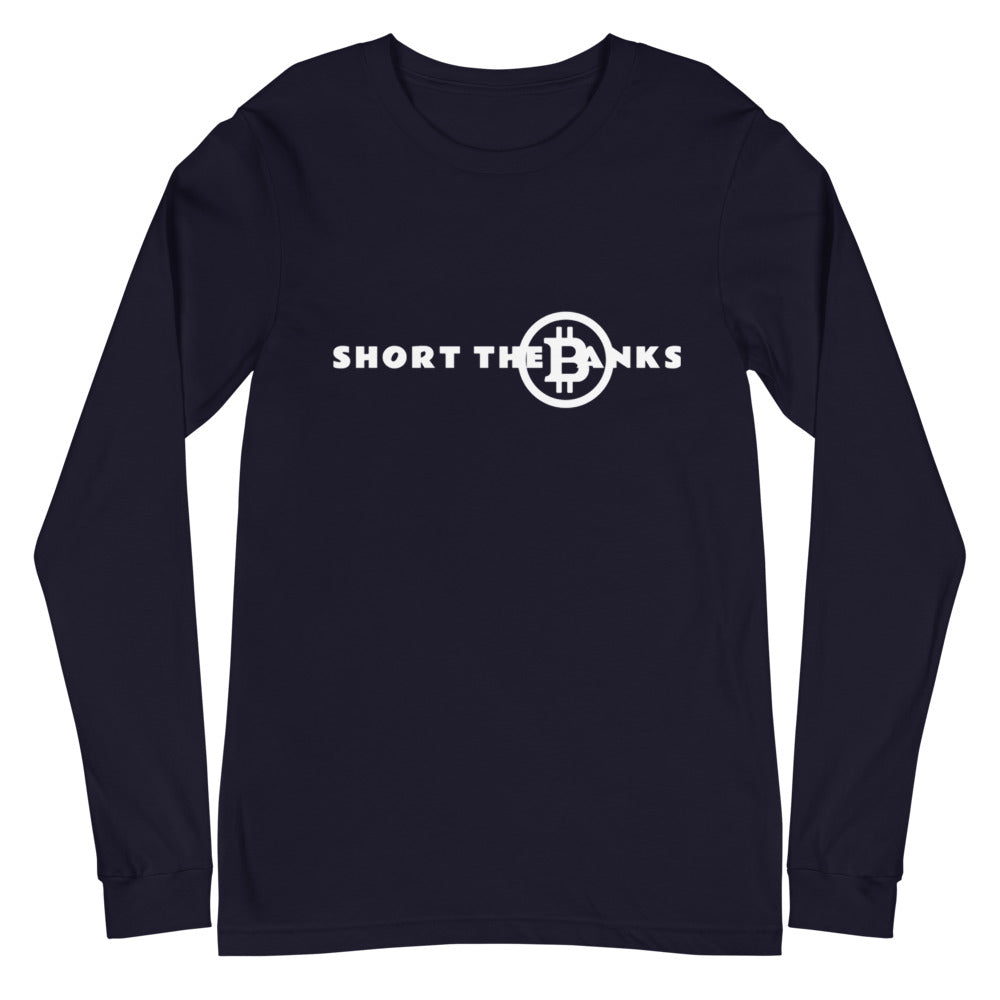 Short The Banks WL Unisex Long Sleeve Tee